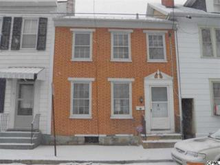 36 E Penn Street  , Carlisle, PA 17013 (MLS #10264188) :: The Heather Neidlinger Team