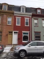 413  Herr Street  , Harrisburg, PA 17102 (MLS #10265556) :: The Heather Neidlinger Team