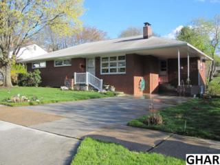 3521  Ridgeway Road  , Harrisburg, PA 17109 (MLS #10270088) :: Teampete Realty Services, Inc