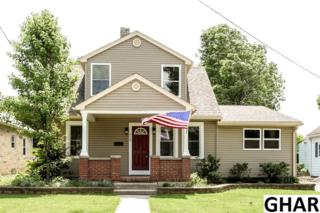 808  16th St  , New Cumberland, PA 17070 (MLS #10270179) :: The Heather Neidlinger Team