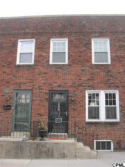 156 E High Street  , Carlisle, PA 17013 (MLS #10268069) :: The Heather Neidlinger Team