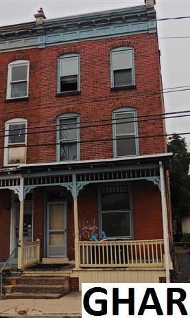 1332  Susquehanna St  , Harrisburg, PA 17102 (MLS #10270021) :: The Heather Neidlinger Team