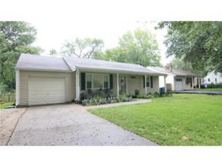 6721  Riley Street  , Overland Park, KS 66204 (#1905870) :: Char MacCallum Real Estate Team