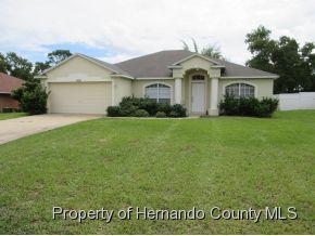 4398  Montano Ave  , Spring Hill, FL 34608 (MLS #2155171) :: The Hardy Team - RE/MAX Marketing Specialists