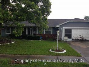 3490  Plaza Ave  , Spring Hill, FL 34608 (MLS #2155328) :: The Hardy Team - RE/MAX Marketing Specialists