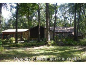 11016  Brandywine Ct  , Brooksville, FL 34601 (MLS #2155530) :: The Hardy Team - RE/MAX Marketing Specialists