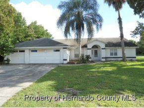10424  Monarch St  , Spring Hill, FL 34608 (MLS #2156110) :: The Hardy Team - RE/MAX Marketing Specialists