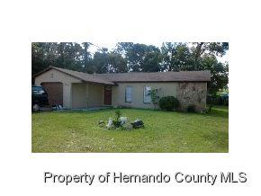 12280  Waco St  , Spring Hill, FL 34609 (MLS #2156124) :: The Hardy Team - RE/MAX Marketing Specialists