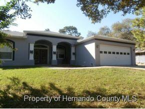 17745  Overstreet Lane  , Spring Hill(Pasco), FL 34610 (MLS #2156420) :: The Hardy Team - RE/MAX Marketing Specialists