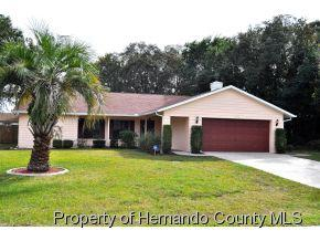 2446  Appian Ave  , Spring Hill, FL 34608 (MLS #2157059) :: The Hardy Team - RE/MAX Marketing Specialists