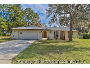 8337  Tranquil Dr  , Spring Hill, FL 34606 (MLS #2157538) :: The Hardy Team - RE/MAX Marketing Specialists