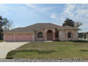12440  Boyd Ln  , Spring Hill, FL 34609 (MLS #2157636) :: The Hardy Team - RE/MAX Marketing Specialists