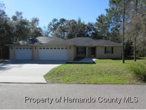 9022  Long Lake Ave  , Weeki Wachee, FL 34613 (MLS #2158659) :: The Hardy Team - RE/MAX Marketing Specialists