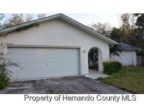 11418  Callaghan Ave  , Spring Hill, FL 34608 (MLS #2159120) :: The Hardy Team - RE/MAX Marketing Specialists