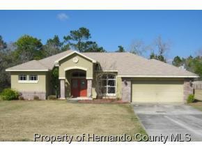 13075  Convent Garden  , Brooksville, FL 34613 (MLS #2159170) :: The Hardy Team - RE/MAX Marketing Specialists