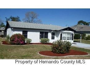 4151  Dristol Ave  , Spring Hill, FL 34609 (MLS #2159171) :: The Hardy Team - RE/MAX Marketing Specialists