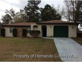 11256  Blythville Rd  , Spring Hill, FL 34608 (MLS #2159512) :: The Hardy Team - RE/MAX Marketing Specialists