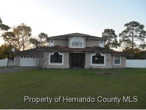 13110  Cooper Rd  , Spring Hill, FL 34609 (MLS #2160171) :: The Hardy Team - RE/MAX Marketing Specialists