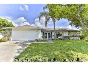 13231  Arkendale St  , Spring Hill, FL 34609 (MLS #2160714) :: The Hardy Team - RE/MAX Marketing Specialists