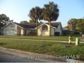 13488  Pullman Dr  , Spring Hill, FL 34609 (MLS #2160845) :: The Hardy Team - RE/MAX Marketing Specialists