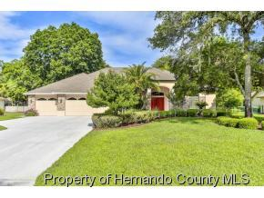 2051  Brigadier Dr  , Spring Hill, FL 34608 (MLS #2160890) :: The Hardy Team - RE/MAX Marketing Specialists