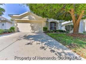 5621  Legend Hills Ln  , Brooksville, FL 34609 (MLS #2160946) :: The Hardy Team - RE/MAX Marketing Specialists