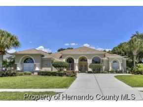 5316  Championship Cup Ln  , Brooksville, FL 34609 (MLS #2161474) :: The Hardy Team - RE/MAX Marketing Specialists