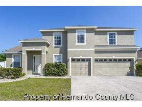14025  Leybourne Way  , Spring Hill, FL 34609 (MLS #2161552) :: The Hardy Team - RE/MAX Marketing Specialists