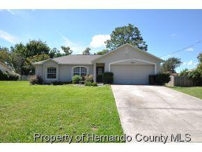 11224  Marquette St  , Spring Hill, FL 34609 (MLS #2155081) :: The Hardy Team - RE/MAX Marketing Specialists