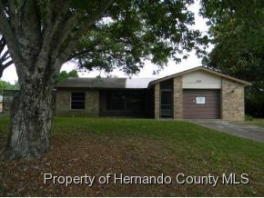 474  Fairbanks Rd  , Spring Hill, FL 34608 (MLS #2160708) :: The Hardy Team - RE/MAX Marketing Specialists