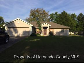 2452  Magellan Ave  , Spring Hill, FL 34609 (MLS #2161632) :: The Hardy Team - RE/MAX Marketing Specialists
