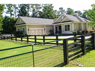 26  Rose Dhu Creek Plantation Dr  , Bluffton, SC 29910 (MLS #332123) :: Collins Group Realty