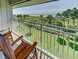 43  S. Forest Beach Dr.  412, Hilton Head Island, SC 29928 (MLS #332310) :: Collins Group Realty