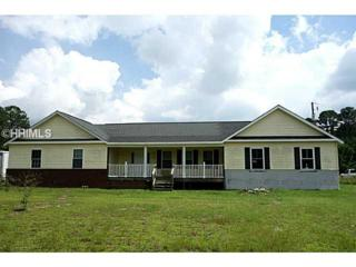20  Peppermint Rd  , Saint Helena Island, SC 29920 (MLS #335014) :: Collins Group Realty
