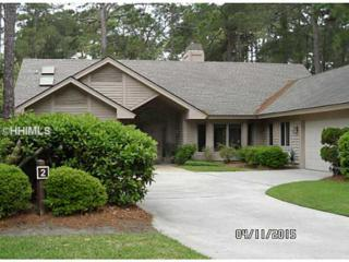 2  Trails End  , Beaufort, SC 29907 (MLS #336950) :: Collins Group Realty
