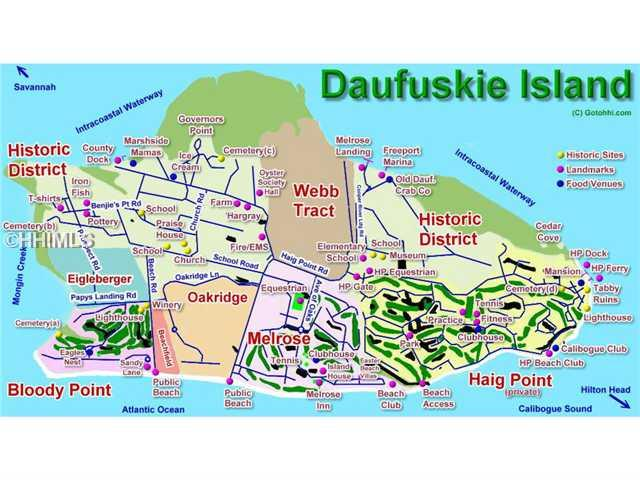 Daufuskie Island School