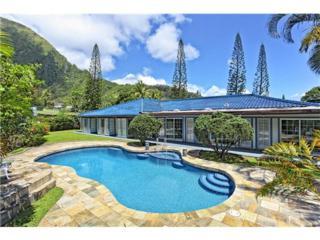 46-450  Hololio Street  , Kaneohe, HI 96744 (MLS #201407495) :: Elite Pacific Properties
