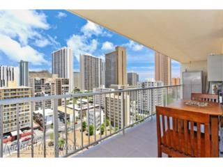 2452  Tusitala Street  1610, Honolulu, HI 96815 (MLS #201413907) :: Elite Pacific Properties