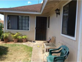 91-1009  Kupekala Street  , Ewa Beach, HI 96706 (MLS #201415427) :: Elite Pacific Properties