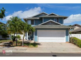 91-1161  Keaalii Place  , Ewa Beach, HI 96706 (MLS #201415535) :: Team Lally
