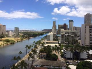 444  Niu Street  1508, Honolulu, HI 96815 (MLS #201415628) :: Elite Pacific Properties