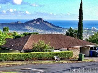 1845  Bertram Street  , Honolulu, HI 96816 (MLS #201417248) :: Elite Pacific Properties