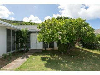349  Halaki Street  , Honolulu, HI 96821 (MLS #201417337) :: Elite Pacific Properties