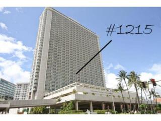 410  Atkinson Drive  1215, Honolulu, HI 96814 (MLS #201417397) :: Elite Pacific Properties