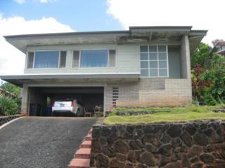 1516  Paina Street  , Honolulu, HI 96817 (MLS #201417424) :: Elite Pacific Properties