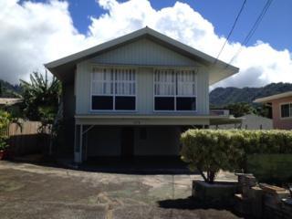 2609  Liliha Street  B, Honolulu, HI 96817 (MLS #201417474) :: Elite Pacific Properties