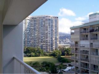 430  Keoniana Street  609, Honolulu, HI 96815 (MLS #201417496) :: Keller Williams Honolulu