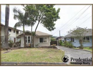 2547  Waolani Avenue  , Honolulu, HI 96817 (MLS #201417515) :: Elite Pacific Properties