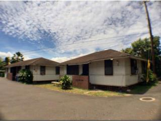 98-163A  Kaluamoi Place  , Pearl City, HI 96782 (MLS #201417884) :: Elite Pacific Properties