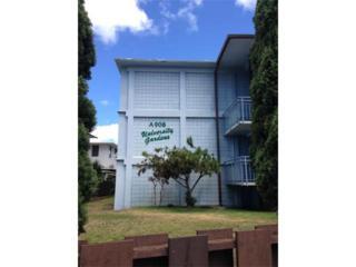 908  University Avenue  A105, Honolulu, HI 96826 (MLS #201418010) :: Team Lally